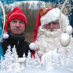 John & de Kerstman.jpg