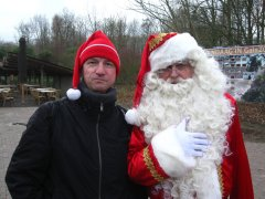 John met Kerstman
